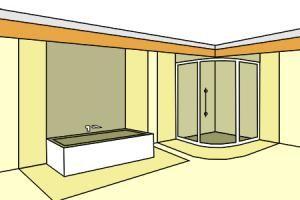 Elektro Installationszonen Nach Din 18015 3 Ratgeber Diybook Ch Elektroinstallation Haus Elektroinstallation Haus Modernisieren