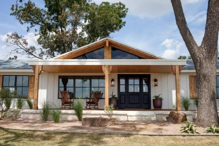 Fixer Upper A Family Home Resurrected In Rural Texas House Exterior Fixer Upper House House Front