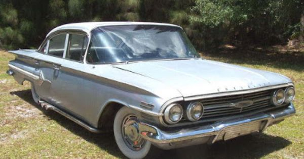 Jeepers Creepers 1960 Chevy Impala For Sale 1960 Chevy Impala