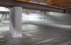 Vaporlock Elite Crawl Space Sealing Mobile Home Redo Crawlspace Home Maintenance
