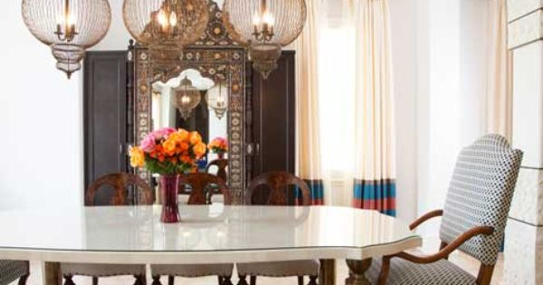 Eclectic Dining Room Design, Pictures, Remodel, Decor and Ideas - page 7