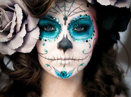 #HalloweenMakeUp