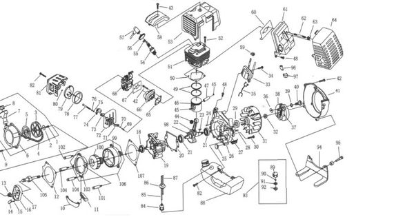 looking for wire diagram for 49cc cat eye pocket bike - pocket bike forum