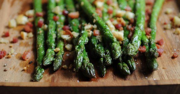 ... asparagus salad!   Recipes   Pinterest   Asparagus, Sweet and Salads