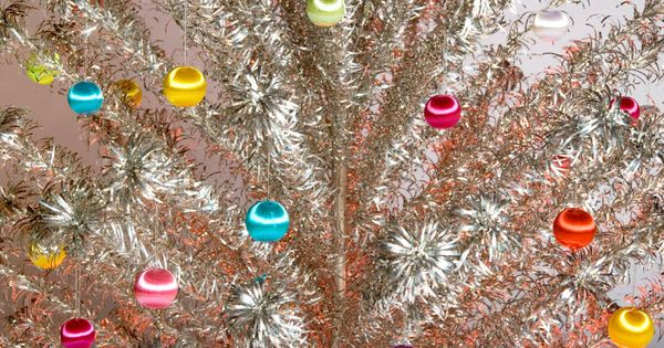 Remember Tinsel Trees? We Had One.