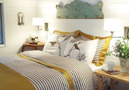 Un style champ tre d co chambre pinterest beautiful for Chambre champetre