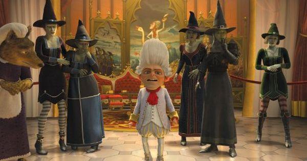 Shrek Forever After 2010 Shrek Animation Film Dreamworks Studios