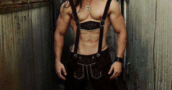 Otto D. Austrian attire - Lederhose Otto D - Male model ...