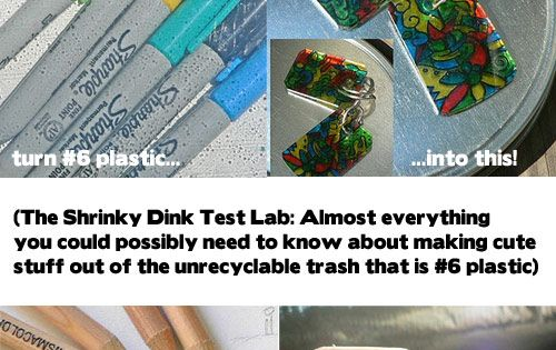 Excellent DIY tutorial on how to make your own shrink plastic (a.k.a.