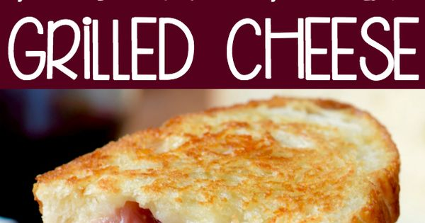 Turkey Bacon Brie Grilled Cheese   Recipe