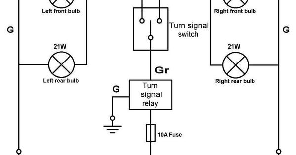 Motorcycle Turn Signal Switch Wiring Diagram from i.pinimg.com