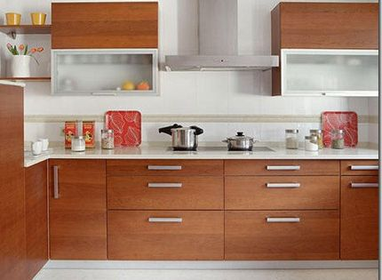Dise o cocinas en madera tanto modernas como m s cl sicas for Lo mas moderno en cocinas integrales