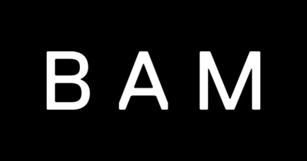 Bam Constructions Logo Design Used In Branding Designed By Graphic Design Agency Studio Friday Web Graphic Design Logo Design Graphic Design Agency
