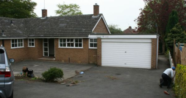 Before Bungalow Before The Makeover Residential Architect Architect House Architect