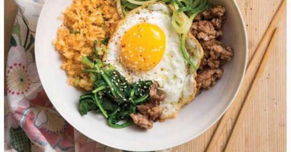 Paleo and Low-Carb | Recipe | Bibimbap recipe, Korean ...