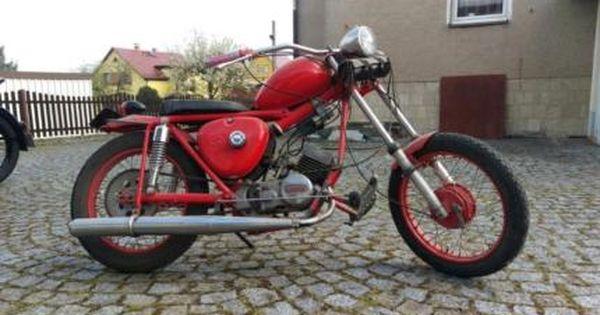 Simson Chopperumbau In Thuringen Eisenberg Ebay Kleinanzeigen Simson Simson Awo Schwalbe Moped