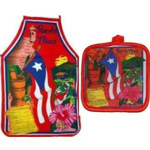 Puerto Rico Cooking Instruments Oven Mitts And Approns Puerto