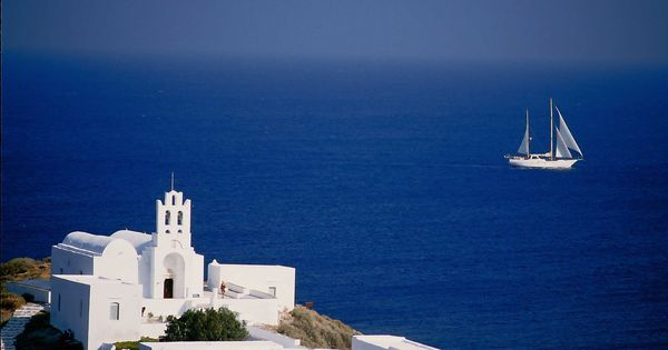 Chrysopigi, Sifnos, Cyclades Hey, I was here! Sifnos. Greece....beautiful!