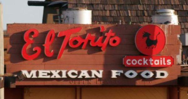 El Torito Torito Marina Del Rey Restaurants Grocery