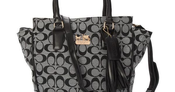 Coach Purses Cheap And Best Coach Legacy Tanner In Signature Small Grey