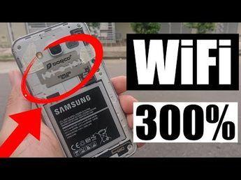 Como Aumentar La Señal Wifi De Cualquier Teléfono Life Hack Y Pasa Esto Truco 2018 Youtube Trucos Para Android Trucos Para Celulares Trucos Para Whatsapp