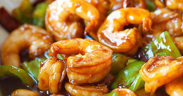 Kung Pao Shrimp | 18 Chinese Recipes You Can Make At Home