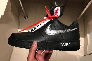 A Round up of Off White™ x Nike Air Force 1 Previews on