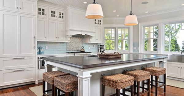 extra large island kitchen island re do no more kitchen table pinterest islands. Black Bedroom Furniture Sets. Home Design Ideas
