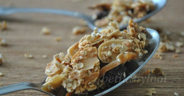 Granola | Recipes | Pinterest | Granola