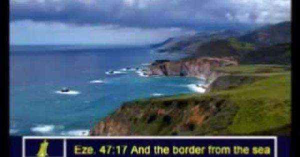 Bga Baca Gali Alkitab Yehezkiel 47 13 20 Alkitab