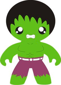 Baby Hulk Clipart : clipart, Lovely, Superheroes, Clipart., Avengers,, Superhero,, Superhero, Shower