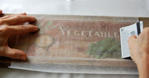 How to print pictures on wood wax paper transfer papel - Papel de transferencia textil ...