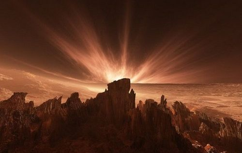 awesome, art, photography, photos of mars, cool, 8 Breathtaking photos of Mars