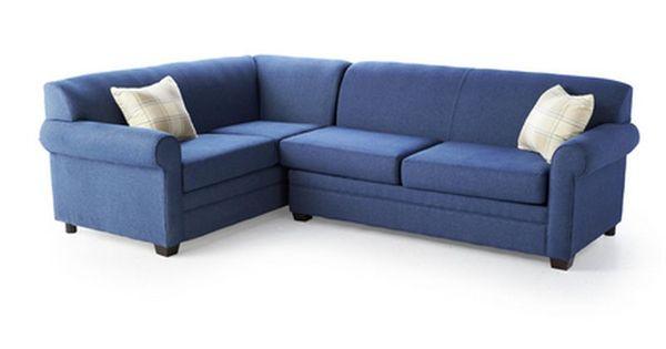 39 Miramar 39 2 Piece Sofa Bed Sectional Sears Sears Canada Apartment Pinterest