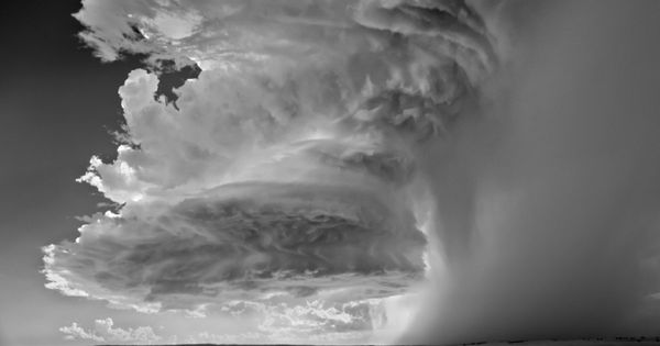 American photographer Mitch Dobrowner has won the prestigious L'Iris d'Or award for