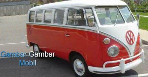 Gambar Mobil Vw Combi
