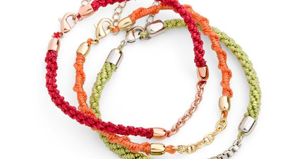 Friendship Bracelet by I Am That Girl foundation