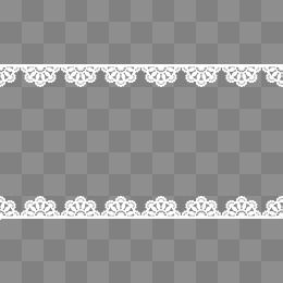 White Lace Border Digital Scrapbook Paper Clip Art Borders Lace Painting