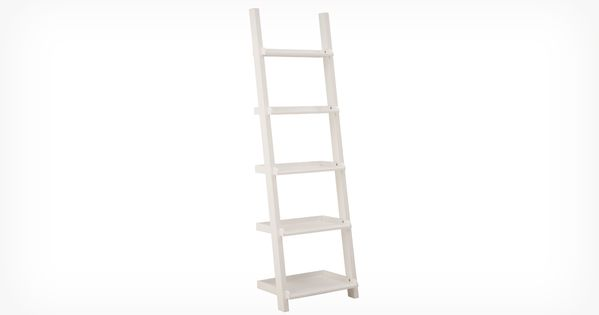 Asterix ladder shelf from eq3 for living room reading for Ikea draget