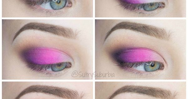 Urban-Decay-Electric-Palette-Tutorial-Looks