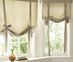 Six Treatments For Your Windows Vintage Kitchen Curtains