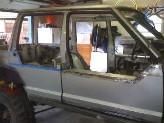 Half Door Build Jeep Xj Mods Jeep Xj Half Doors