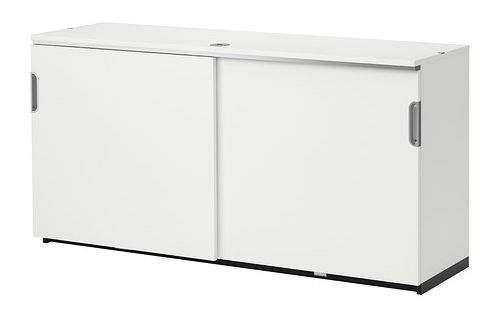 galant cabinet with sliding doors white white 160x80 cm. Black Bedroom Furniture Sets. Home Design Ideas