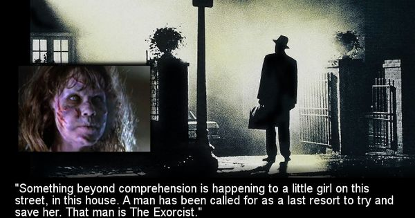 Exorcist move CURSED Many believe this movie should never ...