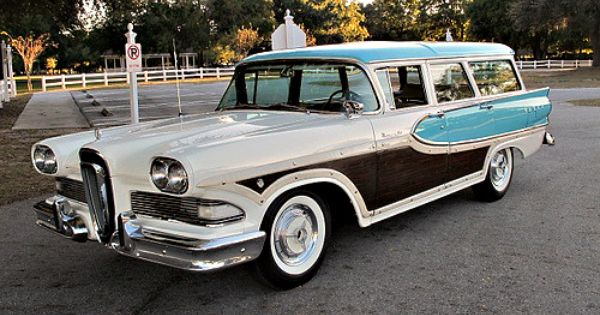 1958 Edsel Bermuda Classiccars Re Pin Brought To You By