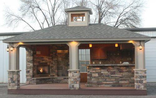 Kitchen Bar Riverside