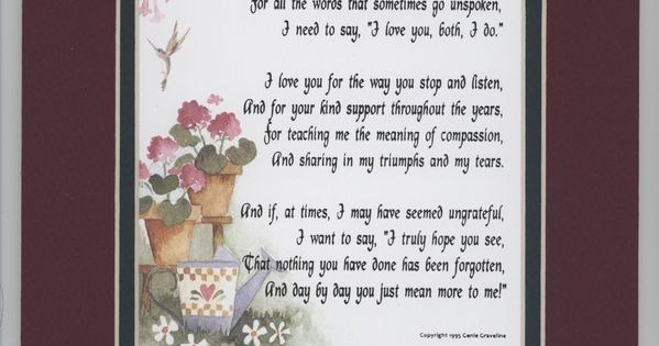 30th Wedding Anniversary Gifts For Mum And Dad: Heavenly Anniversary Poems