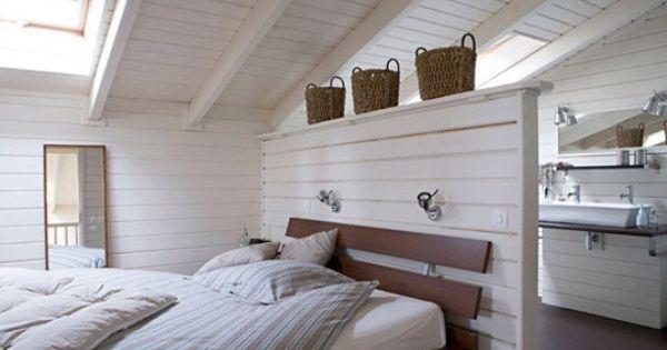 chambre et salle de bains l 39 union parfaite s paration hauteur et parfait. Black Bedroom Furniture Sets. Home Design Ideas