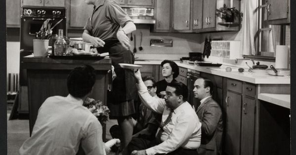 Julia Child TV Show behind the scene :)) JuliaChild BTS