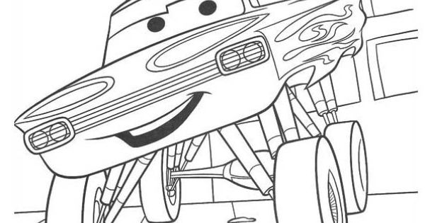 Coloring Pictures Cars Disney Coloring Pictures Ramone